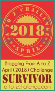 a-to-z-challenge-2018