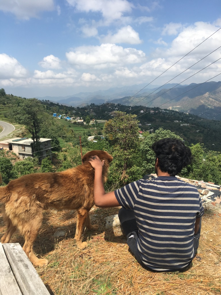 wordless-wednesday-natasha-musing-the-man-his-best-friend-and-the-mountain-moutain-nature
