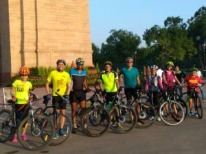 wordless-wednesday-natasha-musing-life-before-lockdown-cycling-at-india-gate-cyclists