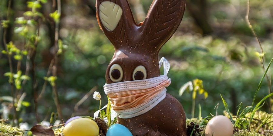 Easter Bunny-Mask