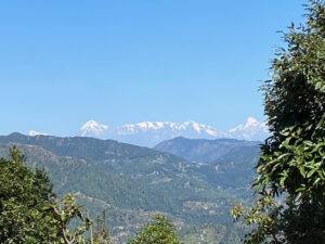Himalayas- Nanda Devi