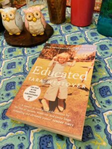 Book- Educated by Tara Westover