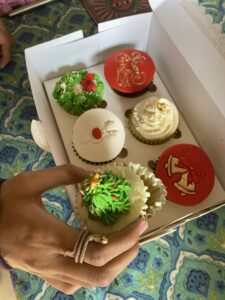 Cupcakes-Christmas cupcakes
