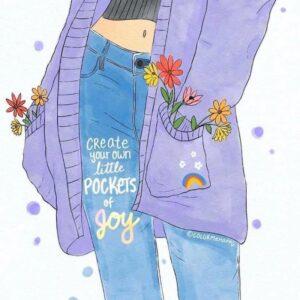 Art- Jeans Pockets