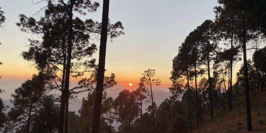 Sunset- Goodbyes