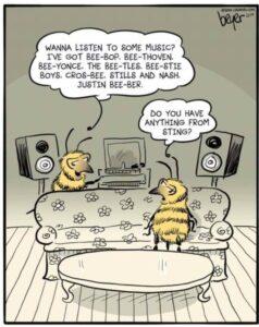 Meme- Bee