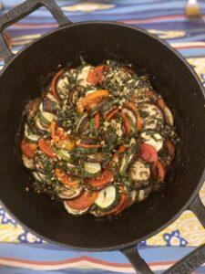 Ratatouille - Vegan - Vegetables