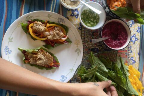 Vegan- Plant based meal