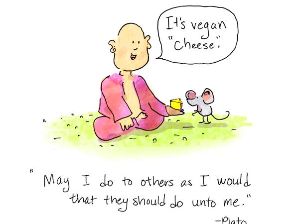 Tiny Buddha - Vegan