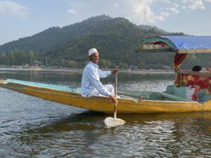 Boat man- Shikara