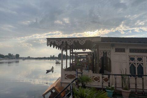House boat - Srinagar